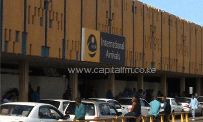 The Jomo Kenyatta International Airport is the region's biggest air transport hub. Photo/FILE