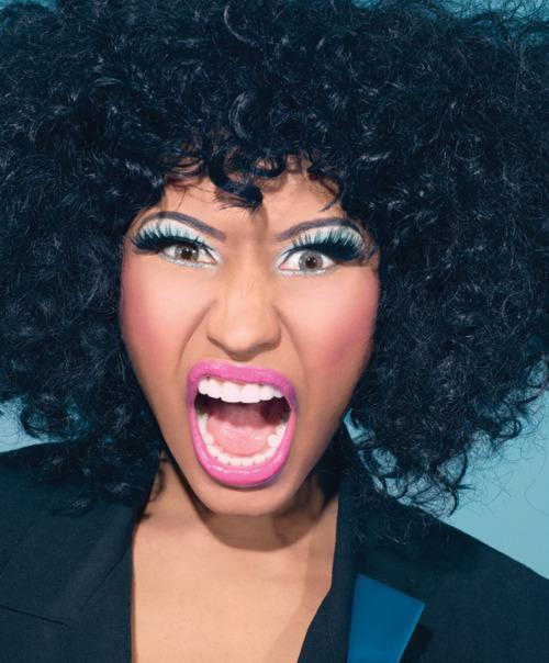 crazy-sexy-nicki-minaj-girl-hot-black-updo-hairstyle
