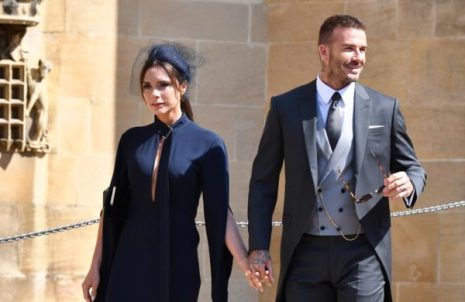 Image result for David Beckham Admit's Marriage is 'Hard work'