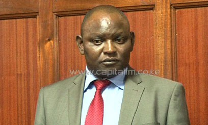 Njoroge was arraigned before the Anti-Corruption Court in Milimani following his arrest on Wednesday by the Ethics and Anti Corruption Commission/CFM