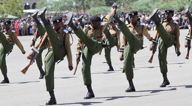 Kavuludi, Boinnet say fresh police recruitment due April 20 » Capital News