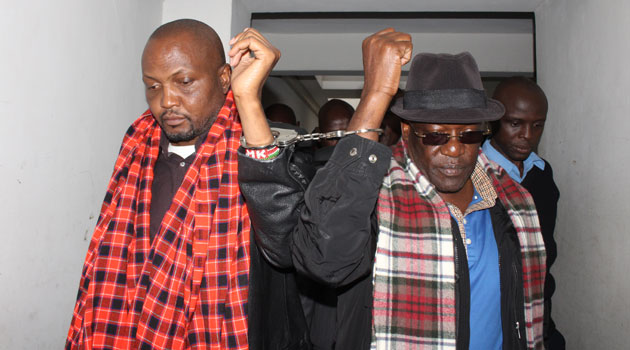 Image result for VIDEO: Hefty bail terms for Kuria, Muthama after incitement charges