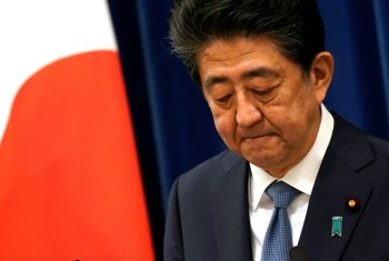 Japan's PM Abe resigning for health reasons