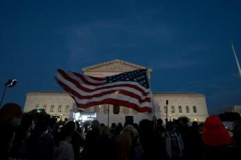 Biden calls Trump's US Supreme Court push 'abuse of power'