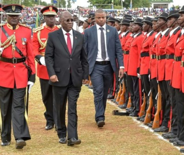 Anti Gay Sentiment Has Increased Since The 2015 Election Of President John Magufuli Who Has Said That Everybody Should Condemn Homosexuality Afp Str
