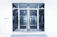 Shop Doors laminated safety glassa or toughened safety ...