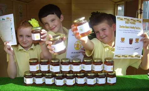kids & honey