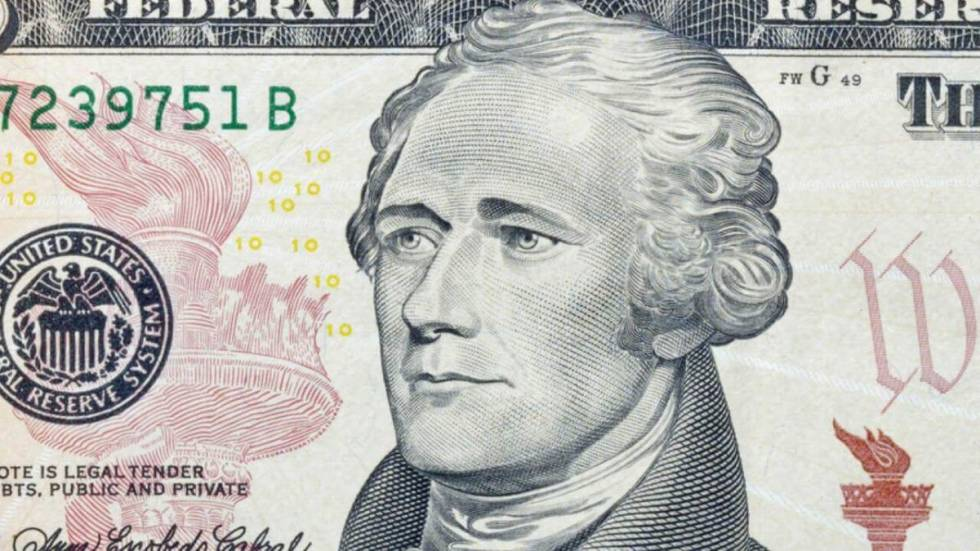 On A Woman on The $10 Bill