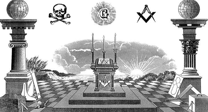 piedra en la masoneria