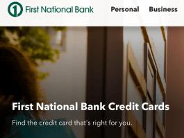 FirstNationalCC.com/Apply