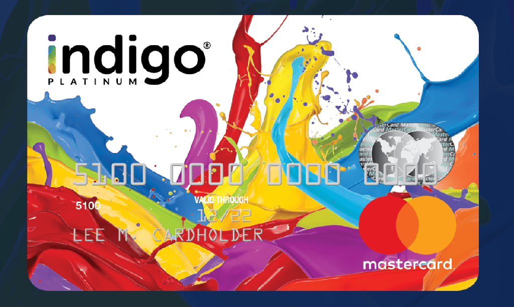 The New Indigo Platinum Mastercard (IndigoApply.com Reviews)
