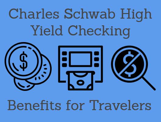 Charles Schwab Checking Bonus