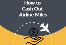 How to Cash Out Airline Miles