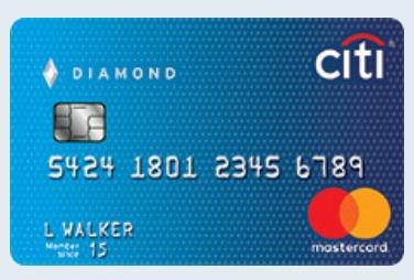 Citi Secured Mastercard