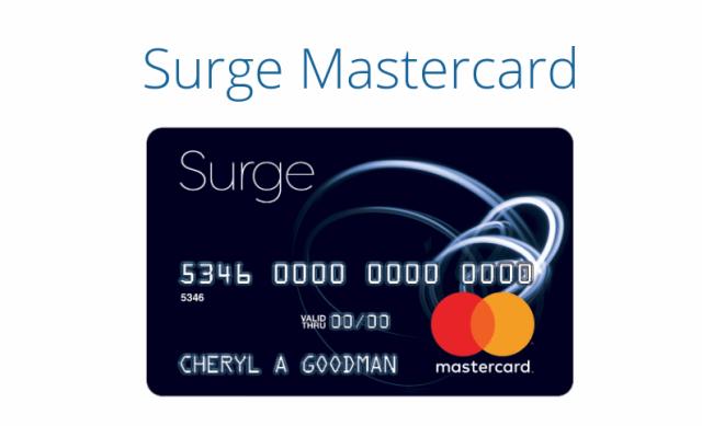 SurgeCardInfo.com
