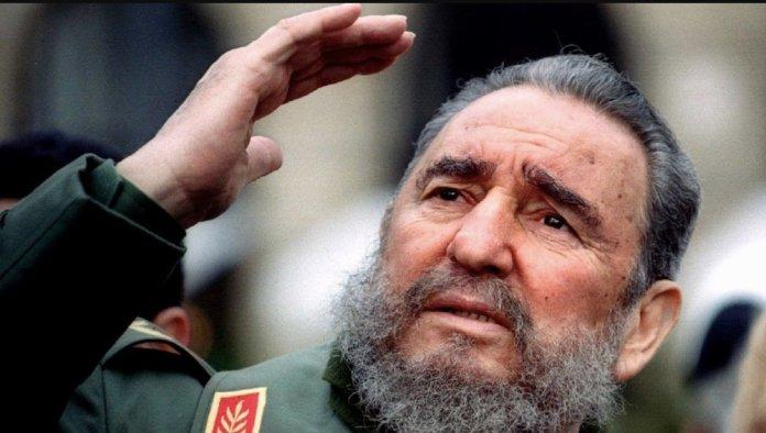 Castro no more
