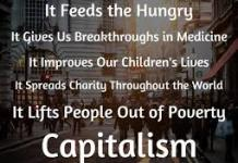 capitalism feeds people