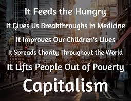 capitalism feeds people