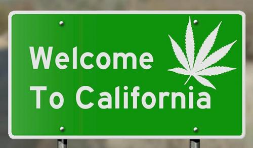 Capitalism and the Cannabis Highs in California