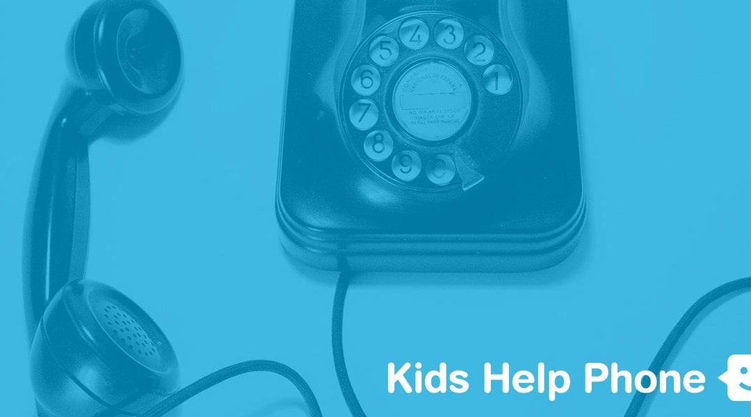 Kids Help Phone seeking immediate help