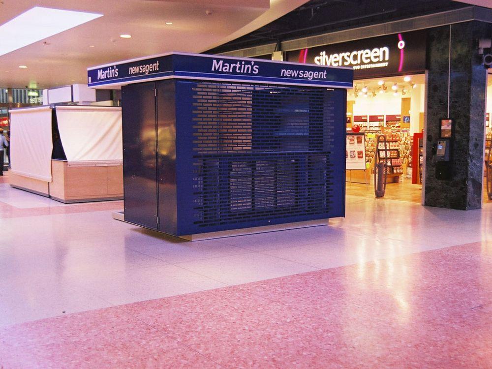 Retail Mall Kiosk Manufacturer  Retail Mall Kiosks  UK