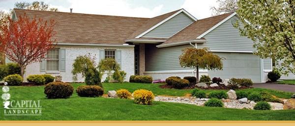 front yard landscape design sacramento