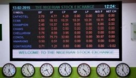 Nigerian Equity Markets | 30 Oct 2015: Nigerian Equities end the week negative … NSE ASI 90bps lower