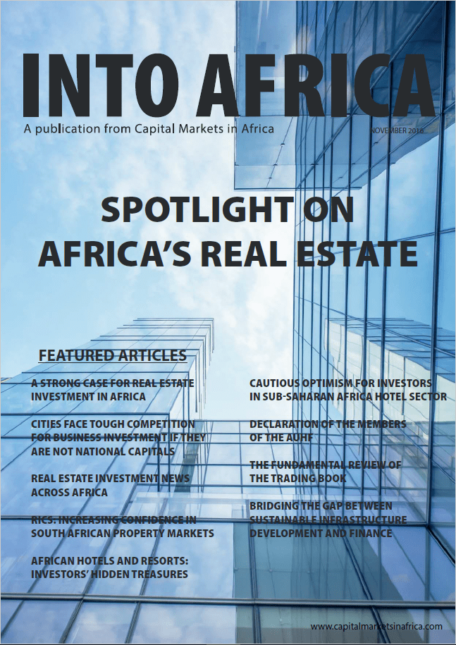 INTO AFRICA November Edition: Spotlight on Africa's Real Estate
