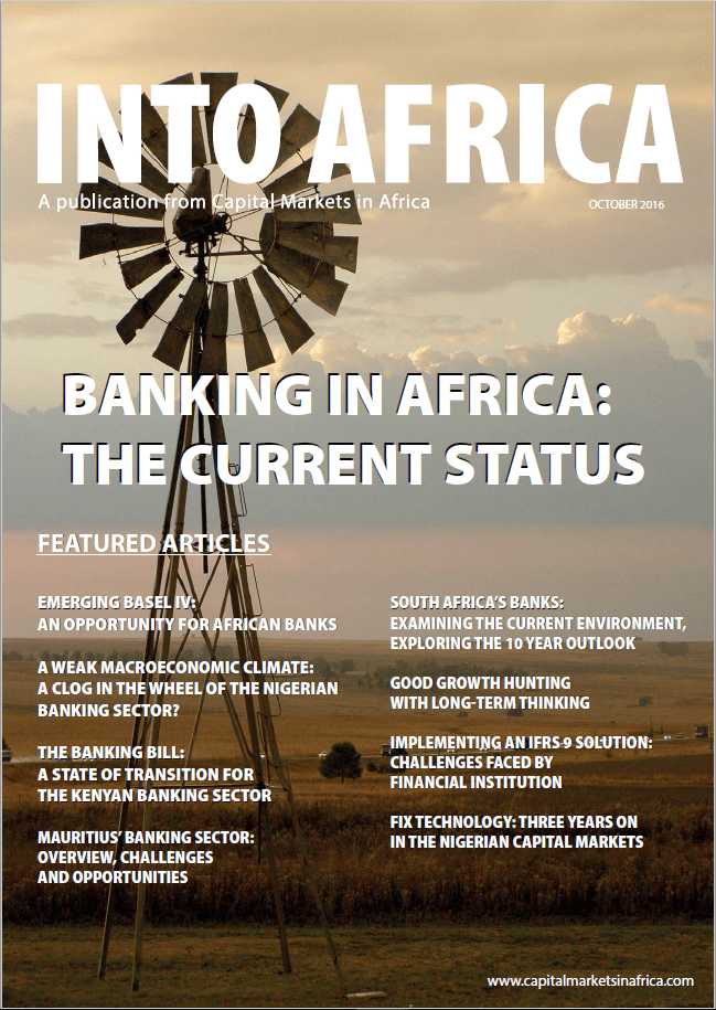 INTO AFRICA October Edition: Banking in Africa: The Current Status