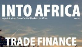 INTO AFRICA June 2017 Edition: Trade Finance Africa's Growth Enabler