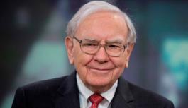 Buffett Says Stock Ownership Became More Attractive With Tax Cut
