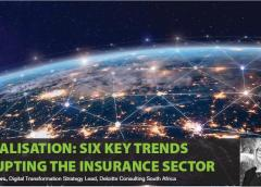 Digitisation: Six Key Trends Disrupting the Insurance Sector