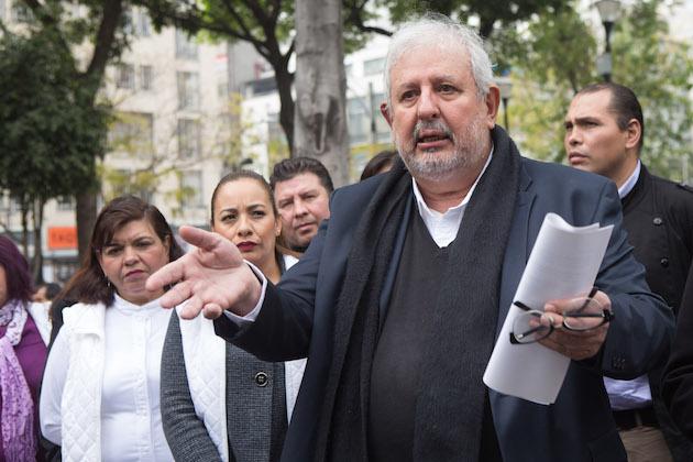 Marco Rascón. Foto: Cuartoscuro