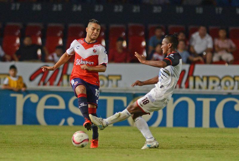 Veracruz vs Lobos