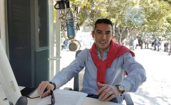 Edgar Pliego Periodista Queretano Murió De Un Infarto