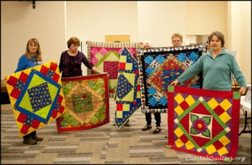 Needle Nuts Quilting Bee