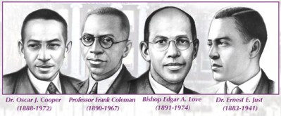Omega Psi Phi Fraternity, Inc. Founders