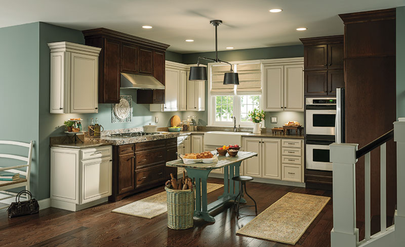 Kitchen Aristokraft Cabinetry  MD DC VA GA