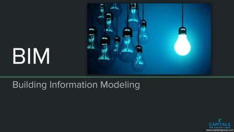 تكنولوجيا البيم (BIM (Building Information Modeling