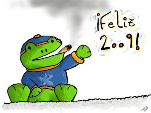 Feliz 2009