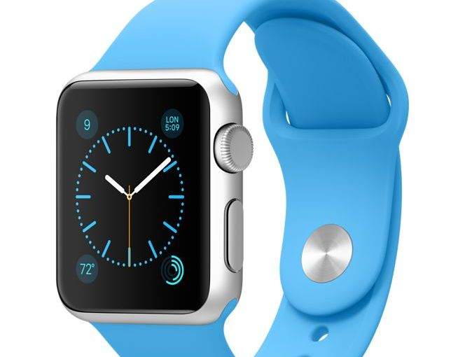 One Week with the Apple Watch
