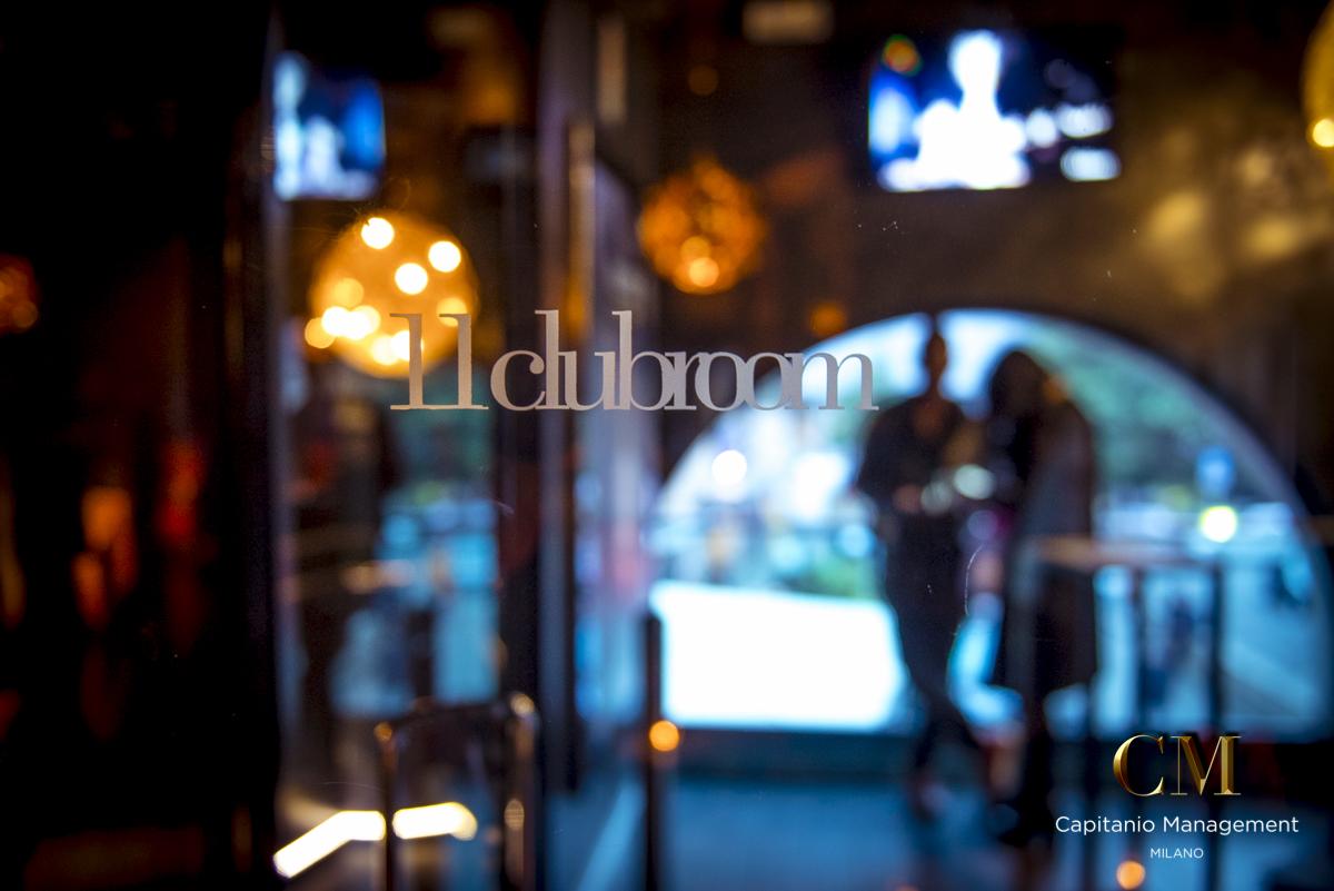 Discoteca ELEVEN 11CLUBROOM Milano  CAPITANIO MANAGEMENT