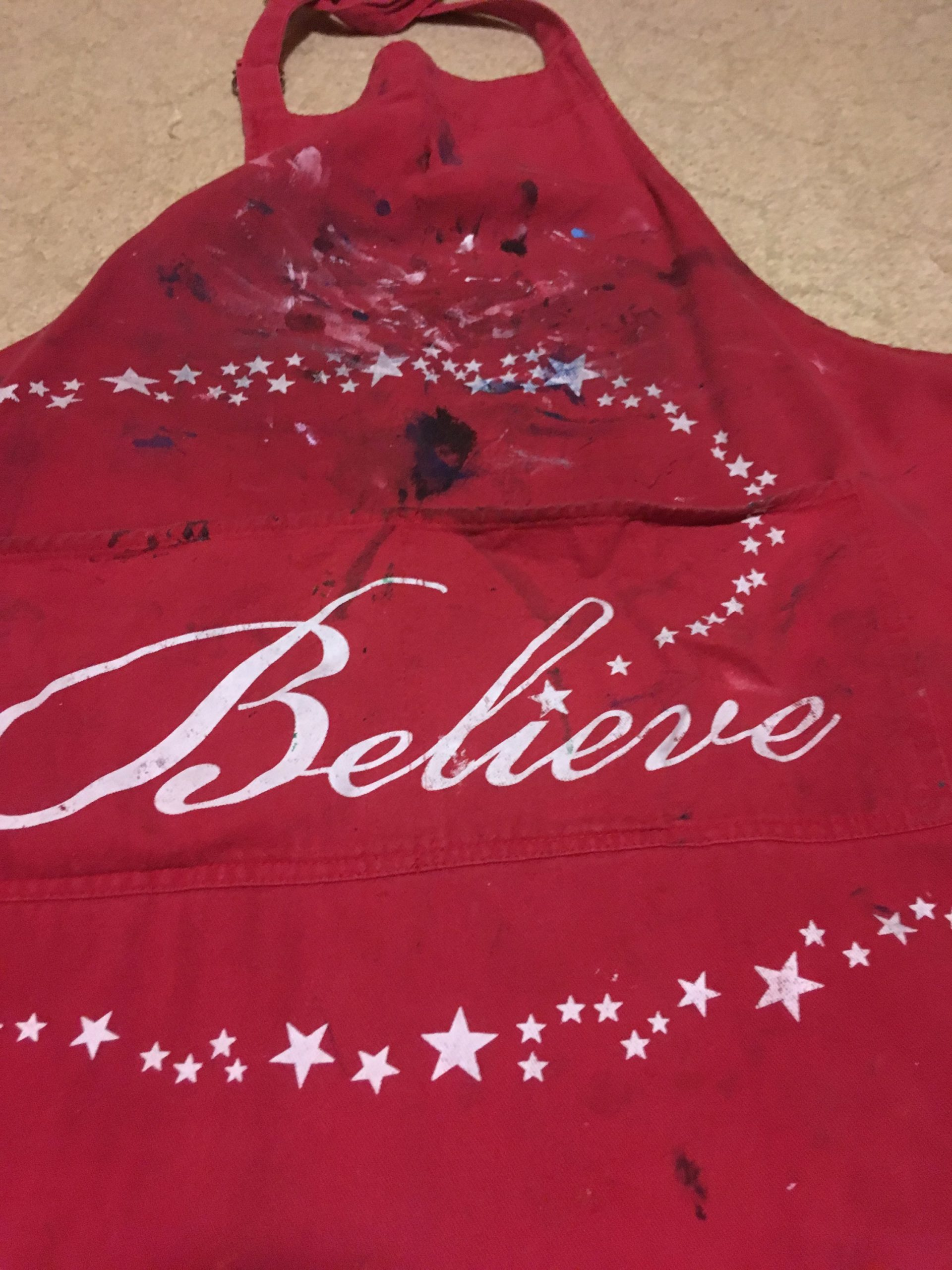 BelieveApron scaled
