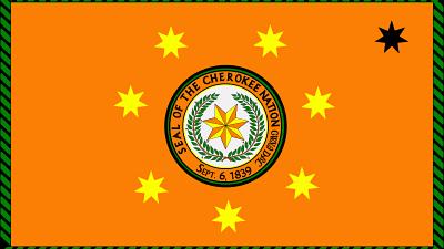 CherokeeNationFlag