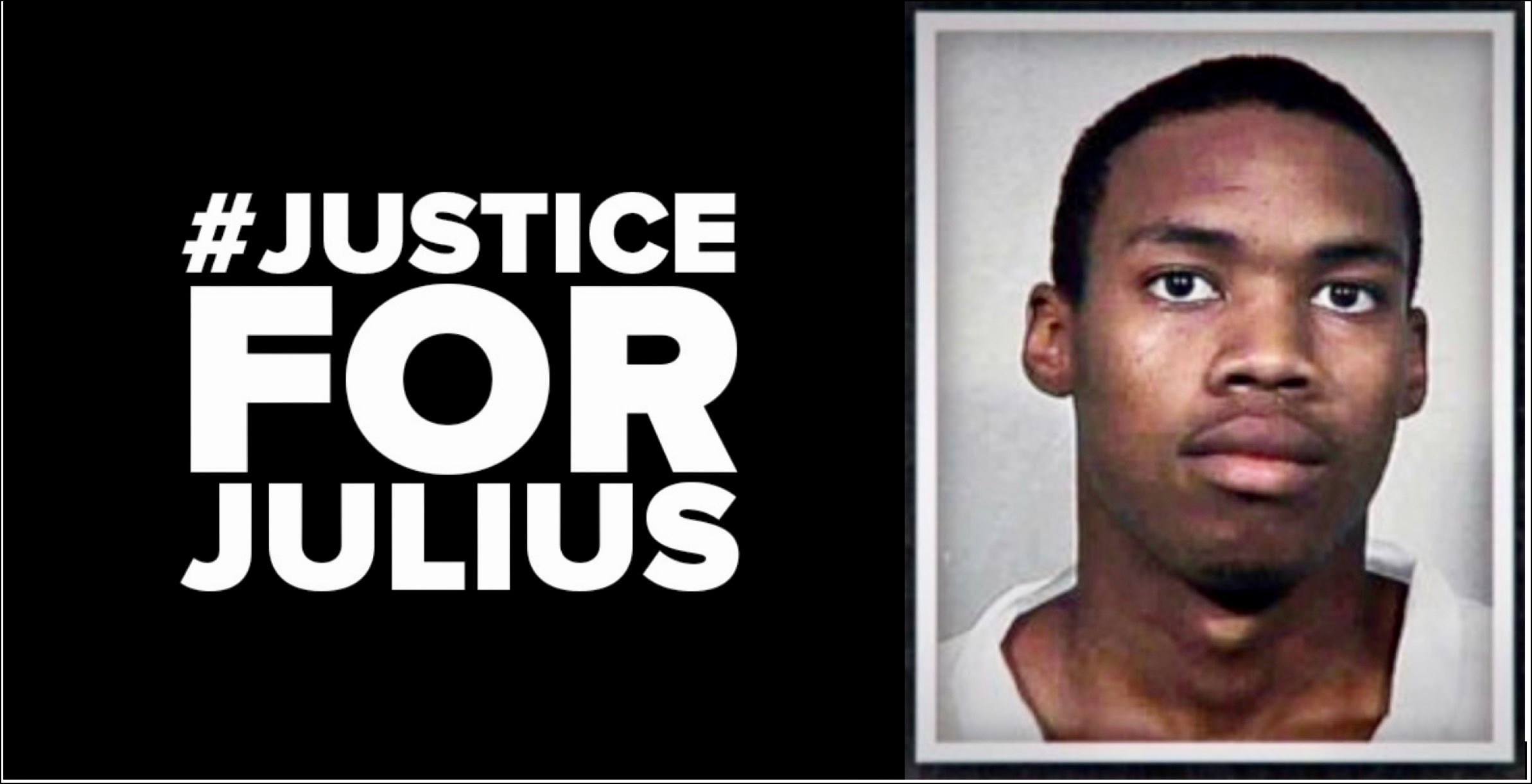 Justice for Julius with photo 2Aug2020 2