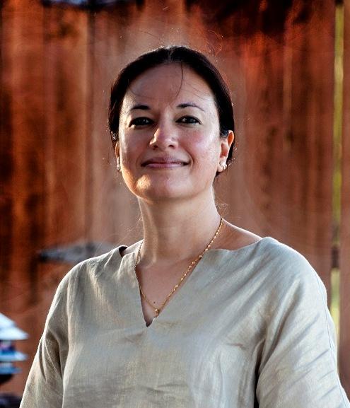Nyla Ali Khan 3WikiMediaCommonsWomensWeb 20