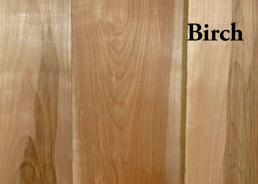 Birch Hardwood S4s Capitol City Lumber