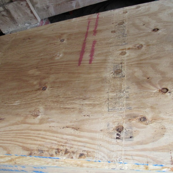 1 2 Inch Cdx Plywood - Year of Clean Water