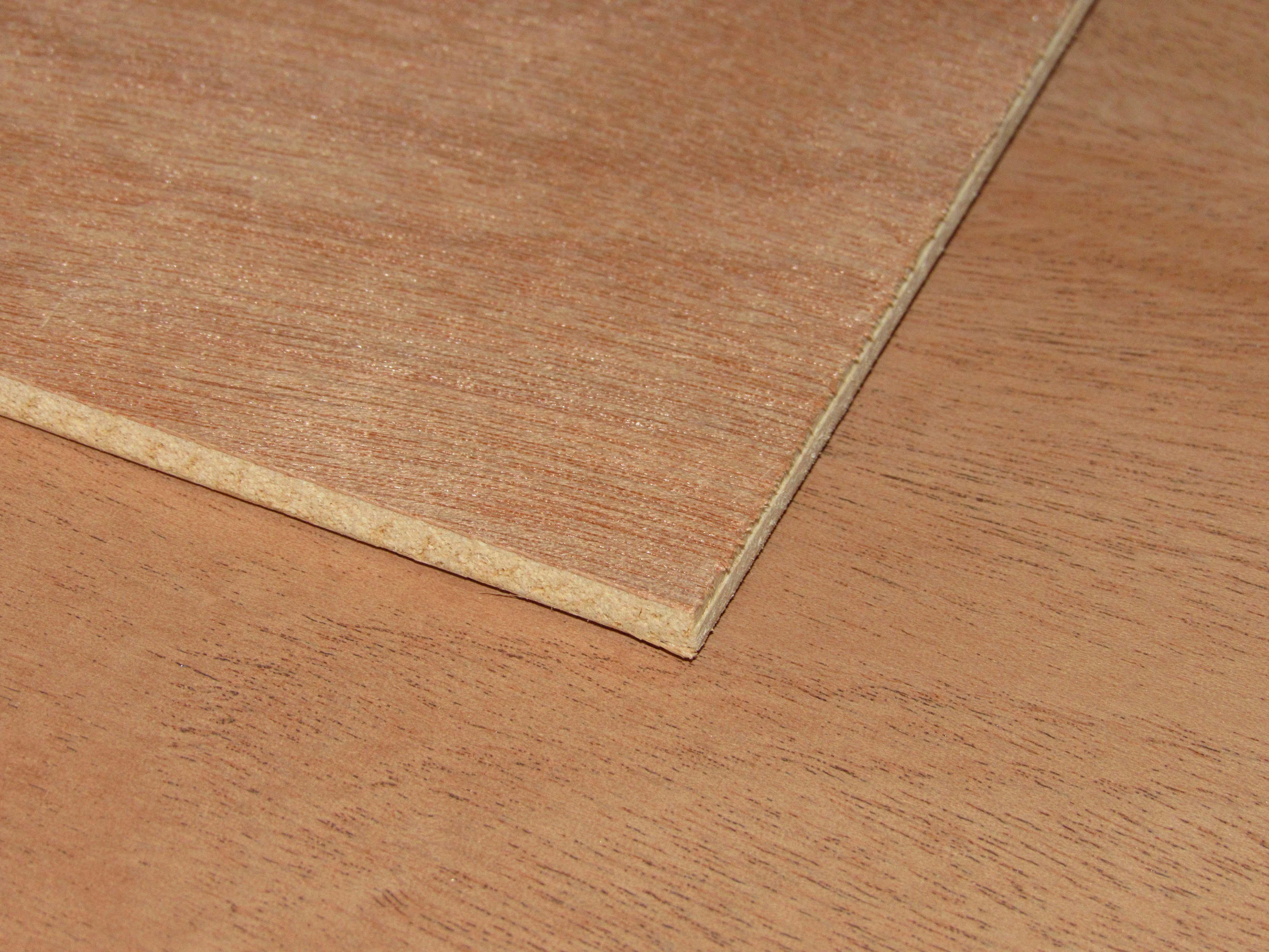 Luan Flooring