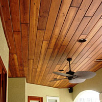 Pre-finished Interior T&G Paneling - Capitol City Lumber